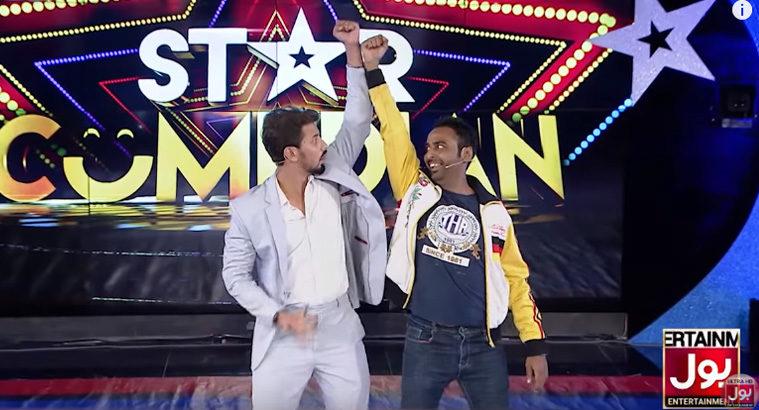 Pakistan Star Episode 72