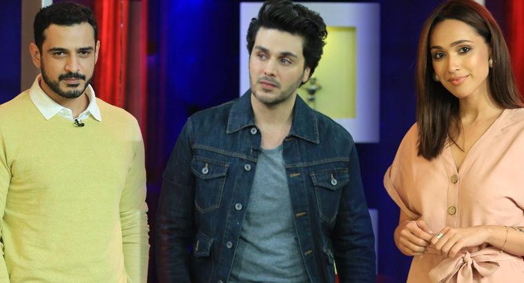 Faryal Mehmood & Daniyal Raheel In BOL Nights