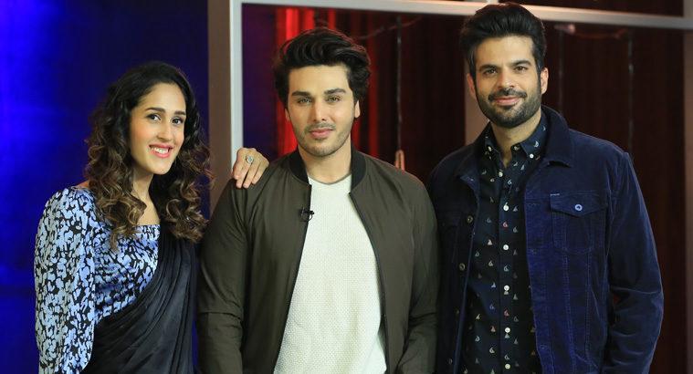 Mira Sethi & Adnan Malik In BOL Nights