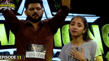 Champions With Waqar Zaka Episode 11 | Champions Auditions