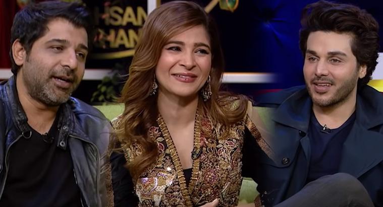 Ayesha Omar & Shuja Haider In BOL Nights