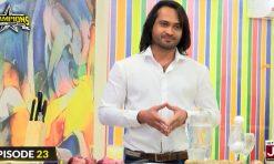 Champions With Waqar Zaka Episode 23 | Champions BOL House