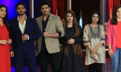 Tik Tok Stars & Palwasha Bashir In BOL Nights