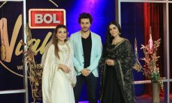 Humaima Malick & Dua Malik In BOL Nights
